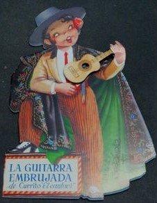 """La guitarra embrujada de Currito """"El cantaor"""""""