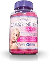 Colágeno Verisol e Ácido Hialurônico - 130 Cápsulas, New Labs Vita