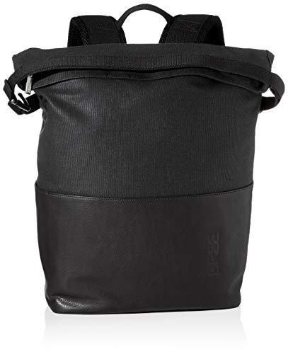 BREE Unisex-Erwachsene Punch Casual 733, Black, Backpack Rucksack, Grau (Anthra), 16x53x32 cm
