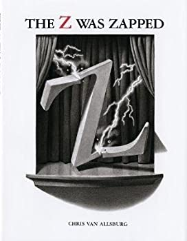 The Z Was Zapped[Z WAS ZAPPED][Hardcover]