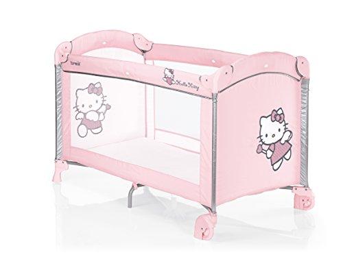 Brevi Lit pliant bébé Dolce nanna plus collection Hello Kitty