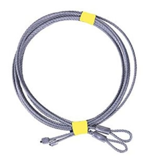 Find Bargain 5-Pair of 7' for Garage Door Cable for Torsion Springs -7' Long Door (102)