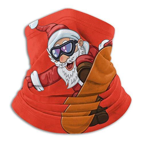 Vince Camu Pañuelo para Manos Ultra Suave,Sombreros Sin Costuras,Bufanda De Tubo Multifuncional,Tubo De Bandanas Sin Costuras, Feliz Navidad