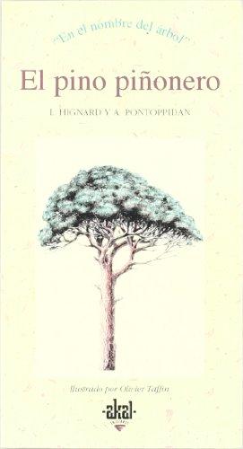 El pino piñonero: 1 (En el nombre del árbol)