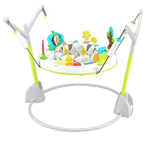 Amazing Deal Jumper for Kids with Toys,Adjustable on 5 Levels of heigh,with a Rotating 360 Degree se...