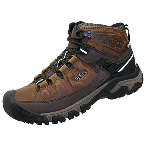 KEEN Men's Targhee Iii Mid Wp Hiking Boot