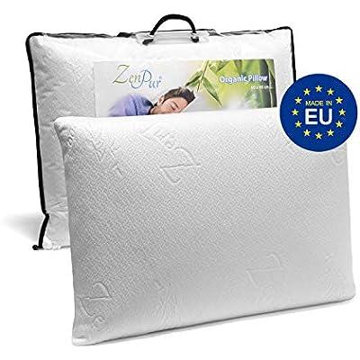 ZenPur Memory Foam Pillow 60 x 40 cm