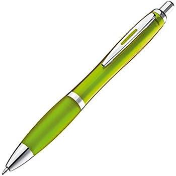 10 penne a sfera in colori alla moda colori assortiti presents /& more