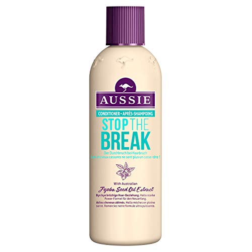 Aussie Stop The Break Conditioner Für Müdes Haar 250 ml