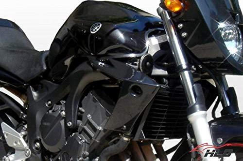 Tapas Laterales de radiador para Yamaha FZ6 Fazer 05 -09