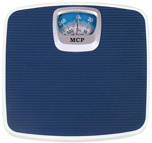 MCP Deluxe Personal Weighing Scale upto 130 kgs capacity Weight Machine (Mechanical Weighing Machine)