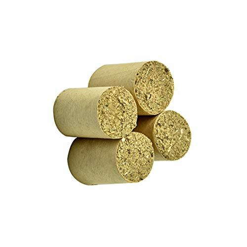 Mingtongli 54pcs Apicultor Fumador Pellets Conjunto de Abeja ahumador Fumador de la Colmena de la pelotilla Apicultor Combustibles Fuma la Hierba Surtido Kit de Herrientas del Apicultor