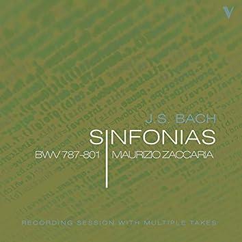 J.S. Bach: Sinfonias