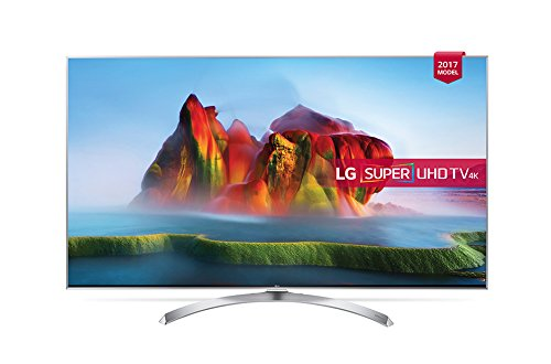 TV LED 49' LG 49SJ810V SuperUHD 4K Nanocell, HDR, Smart TV Wi-Fi