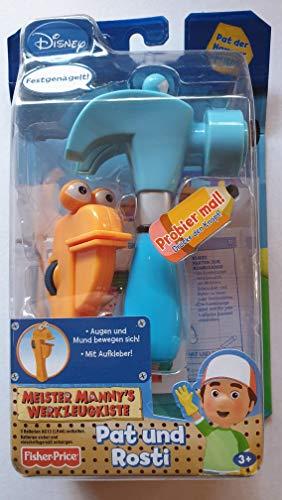 Mattel P3085 - Playhouse Disney - Meister Manny's Werkzeug Pat & Rusty