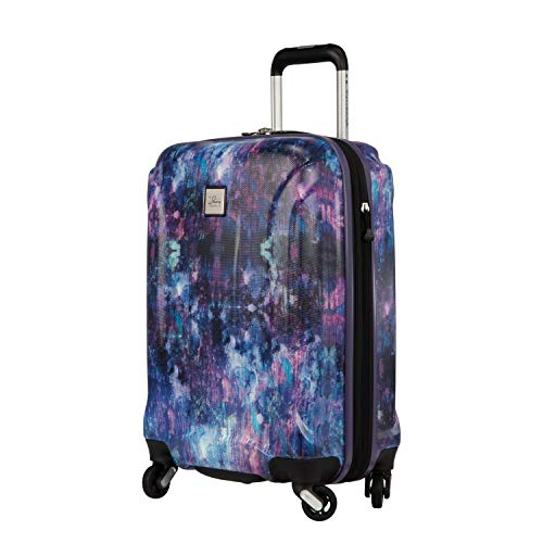 Skyway Nimbus 3.0 Hardside Spinner Wheel Luggage, Cosmos, Checked-Medium 24-Inch