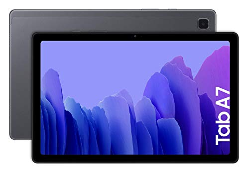 SAMSUNG Galaxy Tab A 7 | Tablet de 10.4\' (WiFi, Procesador Octa-Core Qualcomm Snapdragon 662, 3GB de RAM, 64GB de Almacenamiento, Android actualizable) Color Gris [Versión española] (Reacondicionado)