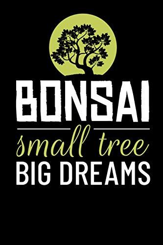 Bonsai Small Tree: Notebook I Notizbuch I Calepin I Taccuino I Cuaderno I Caderno I Notitieblok I Notatnik I 6x9 I A5 I 120 Pages I Dot Grid I Diary I ... I Teacher I Students I Writing I Drawing I
