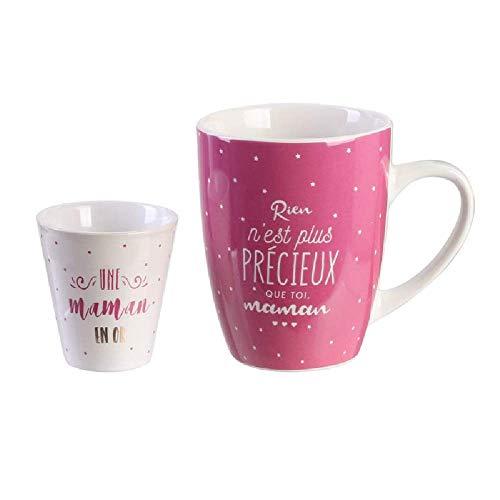 CMP, Coffret mug et gobelet Expresso