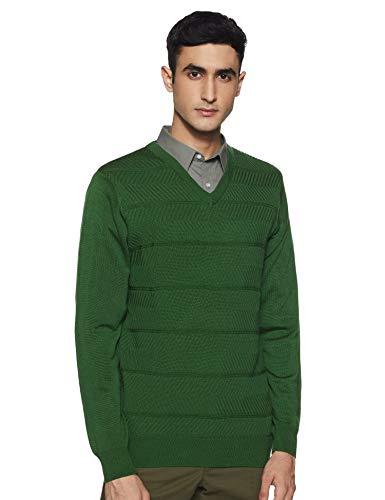 Amazon Brand – Arthur Harvey Men's Acrylic Sweater