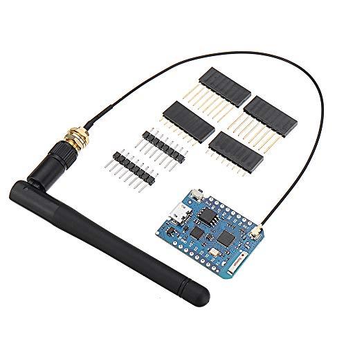 ILS - 5 Stück D1 Pro-16 Modul + ESP8266 Serie WiFi Wireless Antenne für Arduino - kompatibel mit offiziellen Karten für Arduino