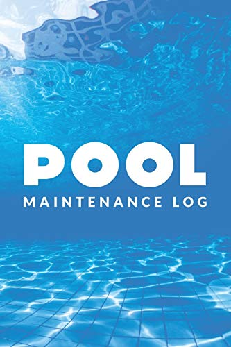 Pool Maintenance Log: Swimming Pool Cleaning Made Easy With This DIY Pool Maintenance Checklist; Customized Pool Maintenance Book; Swimming Pool ... Item; Pool Cleaning Accessories Kit