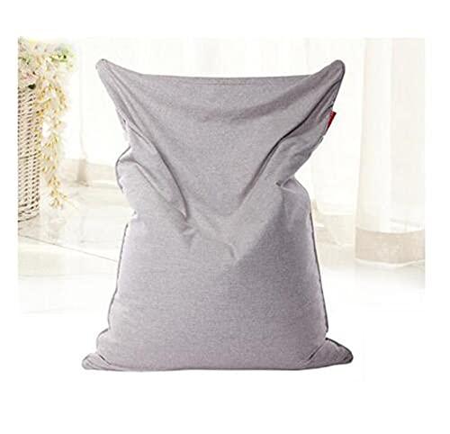 Adecuado para Sandalias Interiores y Grandes, bocanadas, sofás, Bolsas perezosas, Tatami y Bolsas de Frijoles (Color : Light Green)