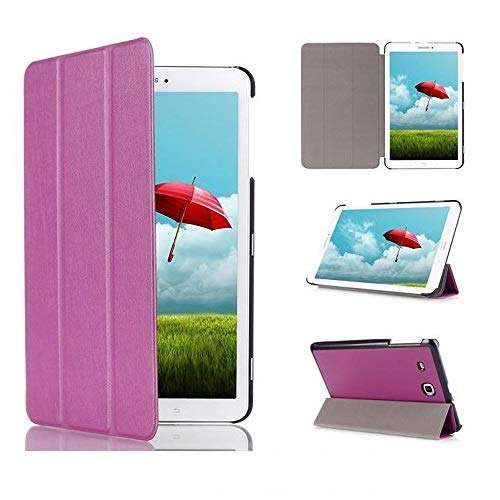 Samsung Tab E 9.6,Samsung SM-T560nu Case,Samsung T561 Protective Cover,Galaxy Tab E Cover,Slim Protector with Flip Cover & Stand Case for Samsung Galaxy Tab E 9.6 inch Tablet Case
