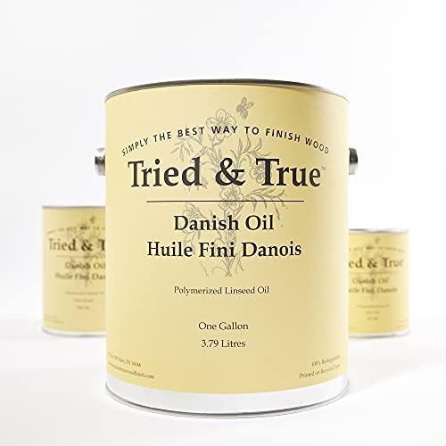 Tried & True - Danish Oil - Gallon