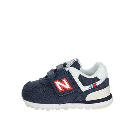 New Balance 574 Baby Sneaker Blu Da Bambino IV574SOP