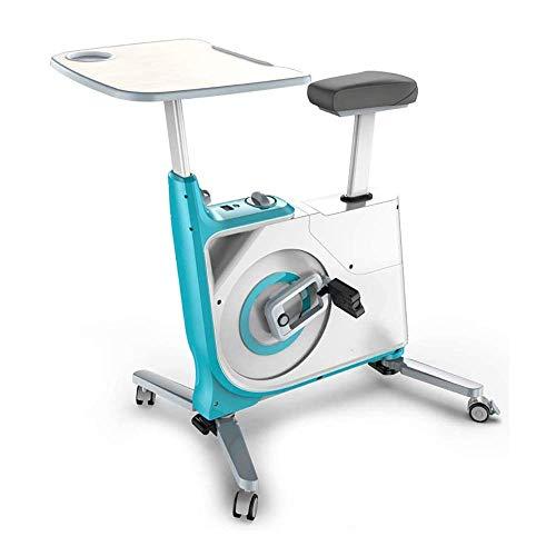 FACAIA Macchina ellittica, Allenatore ellittico elettromagnetico a 8 Livelli Stepless Step Machine + Supporto per Tablet, per Uomini e Donne USA