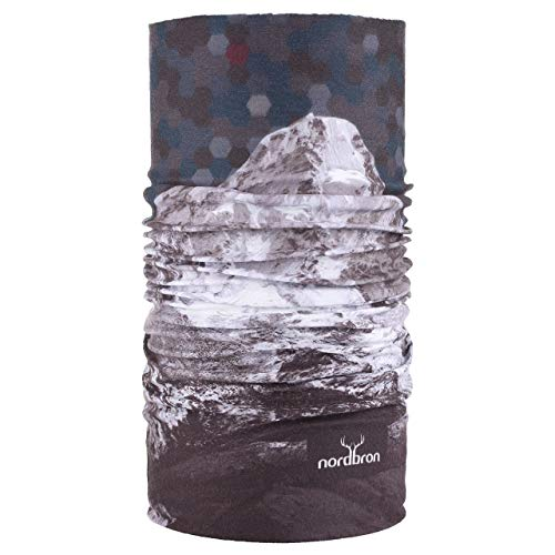 nordbron® Revel Neckwear Polaire Dark Gray