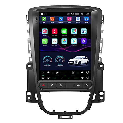 Radio de coche Android 10.0 para Buick EXCELLE Verano 2010-2014, Reproductor multimedia de DVD para automóvil Navegación GPS automática Video 4G Estéreo,Wifi 1g+16g