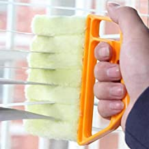 Microfiber Window Cleaning Brush Venetian Blind Brush Air Conditioner Dust Collector Window Cleaner Cleaning Tool