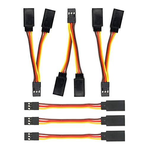 GTIWUNG 3 Stück Servo V Kabel 3