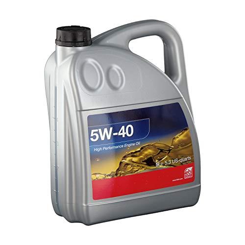 febi bilstein 32938 Motoröl SAE 5W-40 , 5 Liter