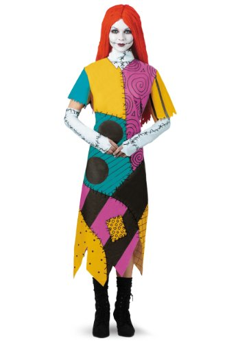 Disguise Plus Size Classic Sally Fancy Dress Costume 2X