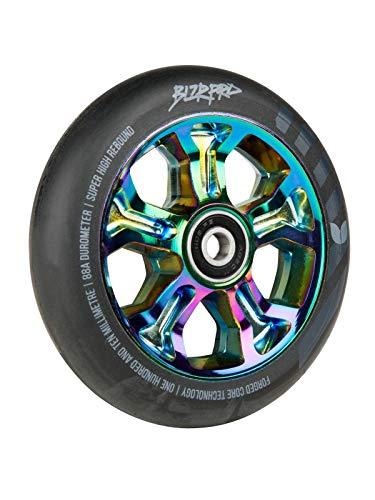 Blazerpro Blazer Pro Scooter Wheel Ruedas Patinaje Unisex Adulto, Negro/Neochrome, 110