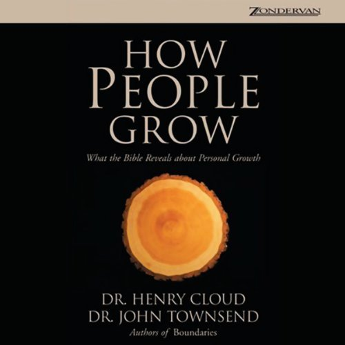 How People Grow audiobook cover art