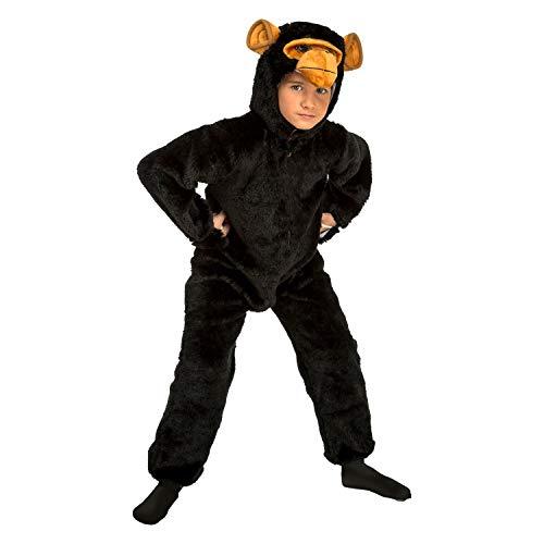Desconocido My Other Me-204362 Disfraz de chimpancé, 10-12 años (Viving Costumes 204362)