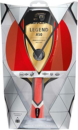Sunflex Erwachsene Profischläger Legend A50, Mehrfarbig, M