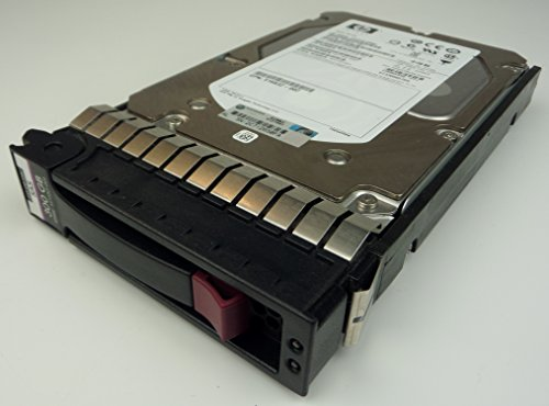 HP Hewlett Packard Enterprise 517350-001 - Disco duro interno, 300GB, 3.5in 15K...
