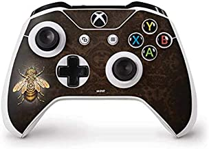 Skinit Decal Gaming Skin for Xbox One S Controller - Officially Licensed Tate and Co. Steampunk Bee Design