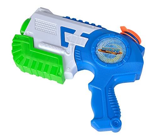 Simba 107276050 Waterzone Micro Blaster/Wasserpistole/Pumpmechanismus/Tankvolumen: 400ml / Reichweite: 8m