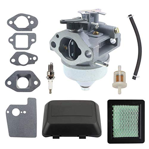 ANTO 16100-Z0Y-853 Carburetor for Honda GC190 GCV190 GCV190LA Ryobi Pressure Washer General Purpose Engines Carburetor Assembly with Air Filter Cleaner Cover Gaskets kit