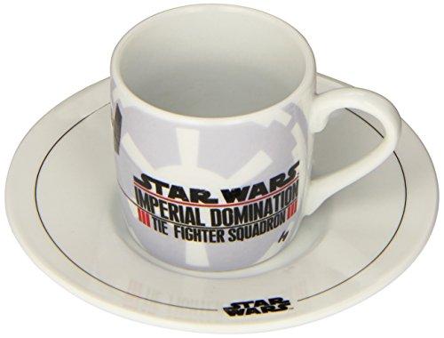 ABYSSE / BIOWORLD Star Wars Tasses Imperial Domination Set, Mehrfarbig