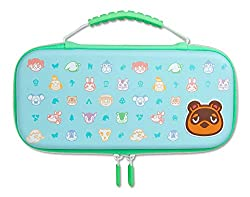 in budget affordable PowerA Protective Cover for Nintendo Switch or Nintendo Switch Lite-Animal Crossing-Nintendo …