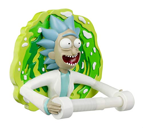 Top 10 best selling list for rick and morty toilet paper holder
