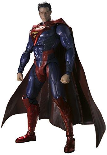 Bandai Tamashii Nations s.h. Figuarts Superman (Injustice Ver.) Injustice Action Figure