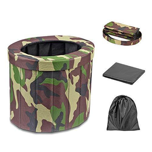 Evershop Campingtoilette Mobile WC...